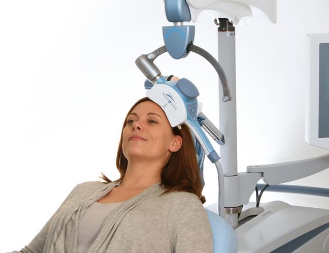 Trancranial Magnetic Stimulation