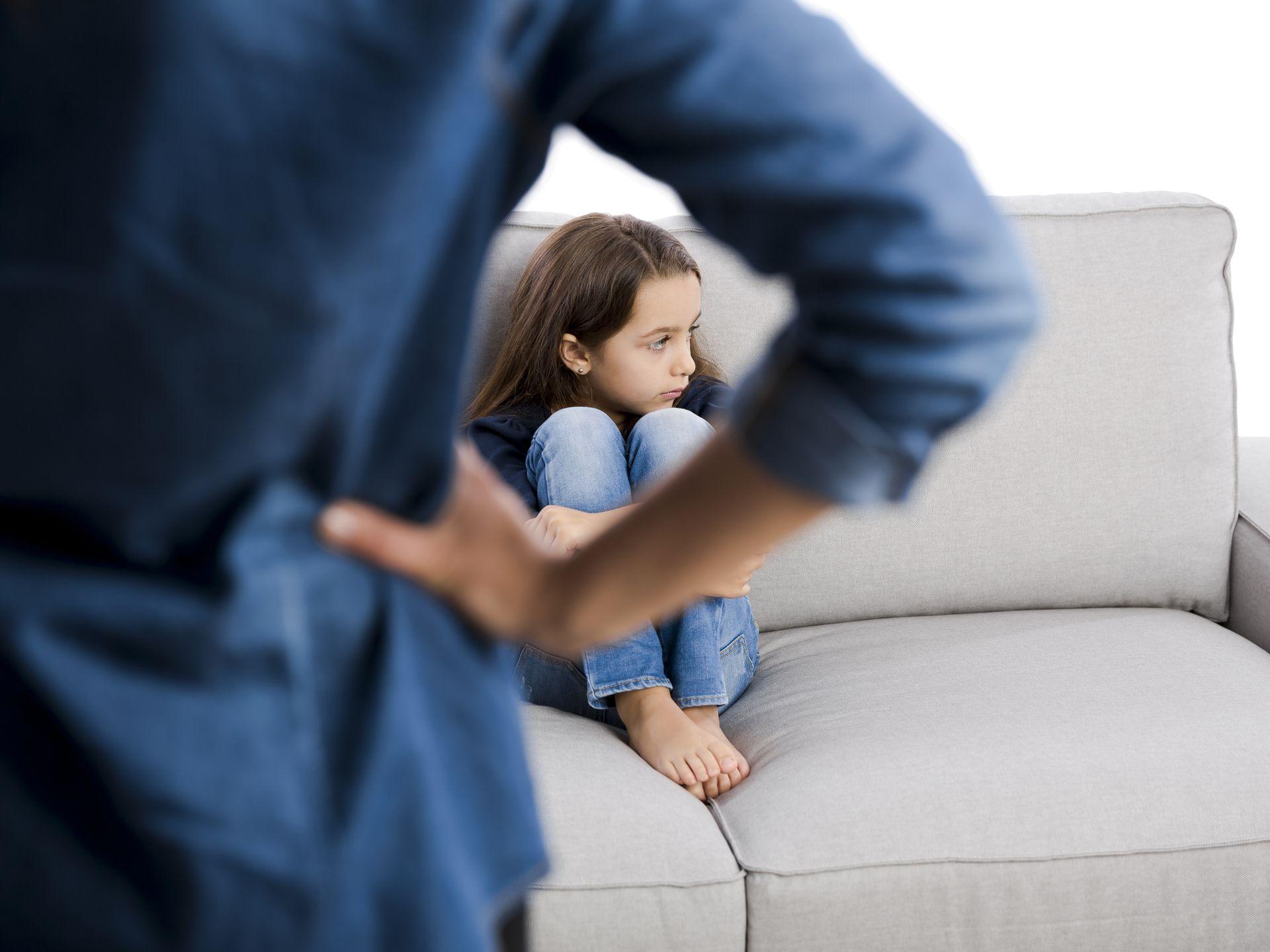 Maltreatened Child Syndrome