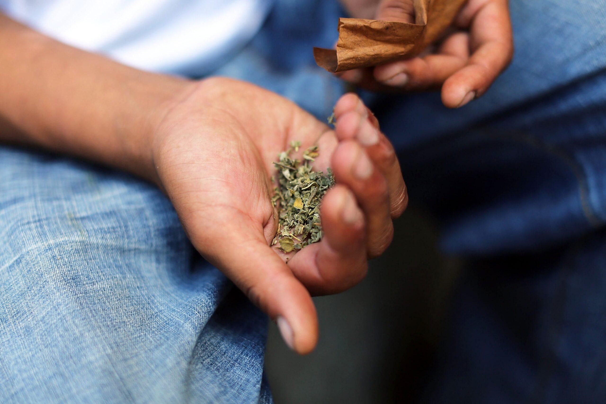Synthetic Marijuana (Spice)